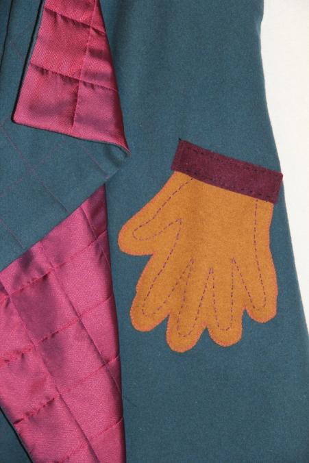Hand-me-down Vest Pocket
