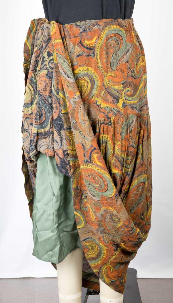 Paisly-Maxi-Skirt
