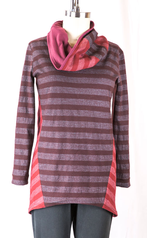 stripe-tunic