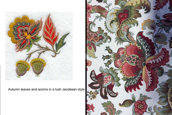 Jacobean-Fabric-and-Embroidery