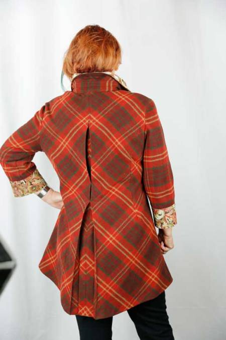 Plaid-back